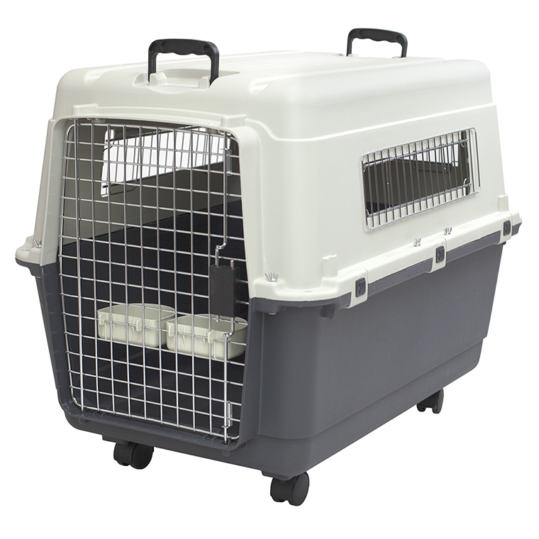 Large Airline Plastic Kennel